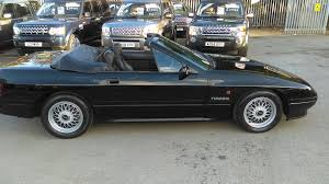 mazda rx 7 used mazda rx 7 rx7 turbo convertible 1 lady owner just 27000