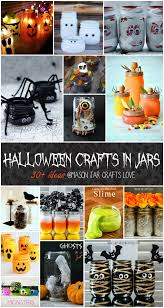 halloween in mason jars mason jar crafts love
