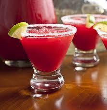 pomegranate frozen margarita recipe with non alcoholic options