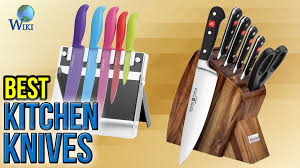 10 best kitchen knives 2017 youtube