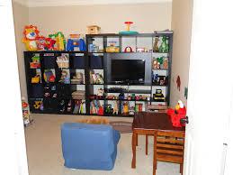 playroom organization ikea expedit has tv space front playroom