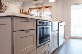 Kitchen Appliance Stores - imagining a loft apartment inside a house