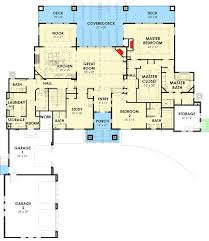garage floor plans with bonus room mountain house plan with optional lower level 64413sc