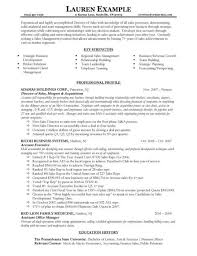resume samples canada sales management sample resume professional experience 2017 best