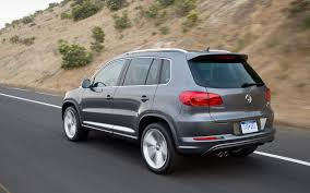 2017 volkswagen tiguan trendline price engine full technical