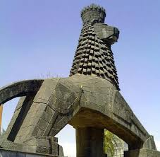 lion of judah statue the lion of judah monument to emperor haile selassie i addis ababa