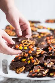 homemade halloween candy bark the sweetest occasion