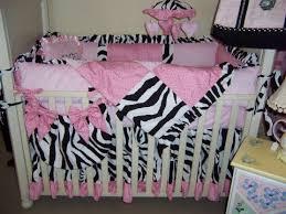 Zebra Print Baby Bedding Crib Sets Baby Zebra Bedding S Room Custom Baby Bedding