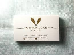 interesting business cards for jewelry unique satin gold foil the