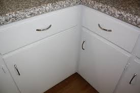Kitchen Cabinets With Hinges Exposed Refinishing Kitchen Cabinet Hinges Trekkerboy