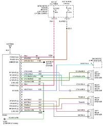 dodge ram stereo wiring diagram 2001 tamahuproject org