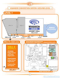 Phoenix Convention Center Map by Comic Con Geek What U0027s Going On In The Comic Con World U2026 Page 9