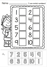 cut and glue worksheets number games u0026 activities for children