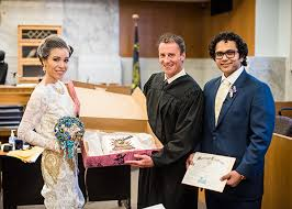 courthouse weddings sparkling courthouse wedding in portland oregon wedding inspirasi