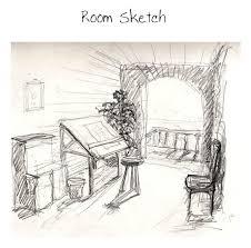 scintillating sketch a room gallery best idea home design