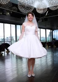 50s wedding dresses june 50s wedding dress melanie potro bridal couture