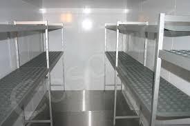 etagere pour chambre froide les étagères de la chambre climatique casaflor
