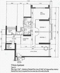 floor plans for lengkok bahru hdb details srx property