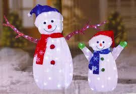 outdoor snowman ornaments pavillion home designs creative