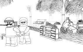 Lego City Activities Lego Com Uk Coloring Pages Lego