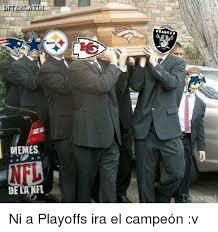 Ira Meme - memes nfl de la nfl ni a playoffs ira el ce祿n v meme on