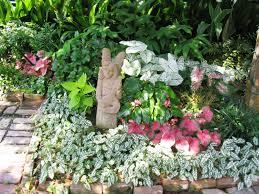 partial shade garden design ideas best idea garden