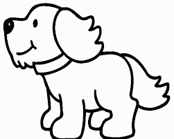 free cute dog coloring pages print 498176 coloring pages for