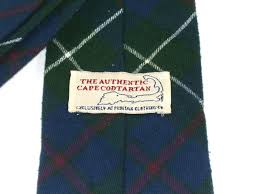 the story of the cape cod tartan