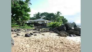 turtle cove beachfront rental hawaiian ocean front