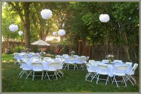 cheap outdoor decorations awesome cheap outdoor wedding decorations gallery styles ideas