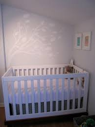 bedroom elegant nursery furniture with exciting baby cribs at appealing white baby cribs at walmart with white mattress and unique wall three mural for modern