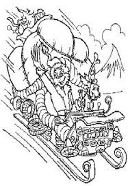 grinch coloring pages u0027s singing tree