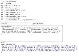 html input pattern hexadecimal lua pattern matcher ui in hammerspoon webview github