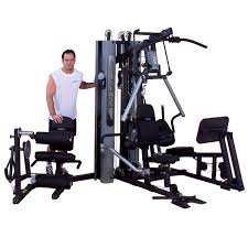 Body Solid Preacher Curl Bench Solid G10b Commercial Home Gym