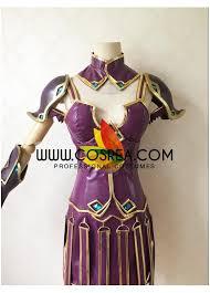 Warrior Princess Halloween Costume League Legend Warrior Princess Sivir Cosplay Costume U2013 Cosrea