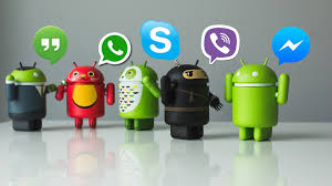 apps android best instant messenger apps for android androidpit