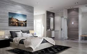 open bathroom designs mesmerizing impressive master bedroom with open bathroom concept on
