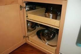 Kitchen Base Corner Cabinet by Corner Cabinet Pull Out Ikea Medium Image For Chic Blind Corner