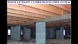 types of foundations for homes mobile homes concrete slab u0026 pier and beam foundation repair