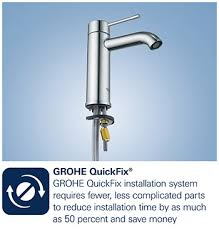Grohe Kitchen Faucet Warranty Grohe Ladylux 3 Pro Single Handle Pull Down Sprayer Kitchen Faucet