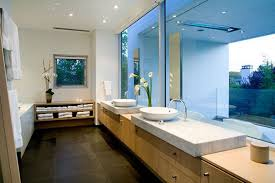 bathroom minimalist stylish modern design elegant bathroom