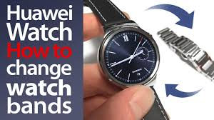 huawei classic bracelet images Huawei watch change the watch band how to diy replacement jpg