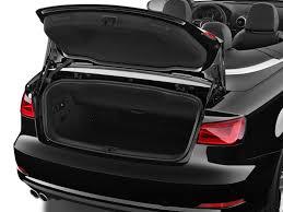 2 door audi a3 image 2016 audi a3 2 door cabriolet fwd 1 8t premium trunk size