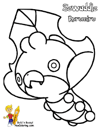 dibujo infantil de pokemon para colorear inside pokemon coloring