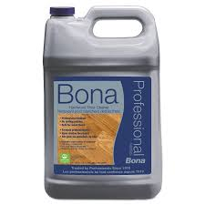 bona hardwood floor cleaner 1 gal refill bottle walmart com