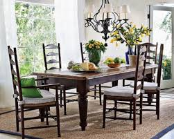 dining room tables atlanta farmhouse dining table set white