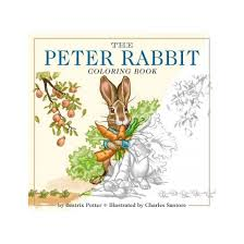 the rabbit book rabbit coloring book a classic editions coloring book
