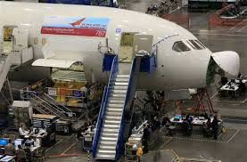 updated air india delays delivery of their boeing 787 dreamliners