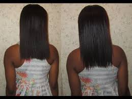 natural hair no heat challenge waist length relaxed hair challenge best black hair 2017