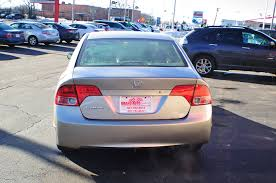2006 honda civic sand manual sport sedan used car sale